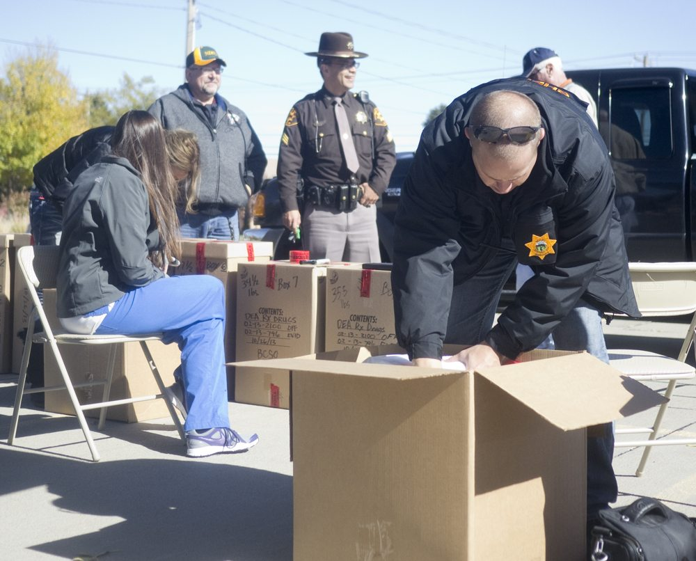 255.5 lbs of Unused Prescriptions Collected in Take-Back