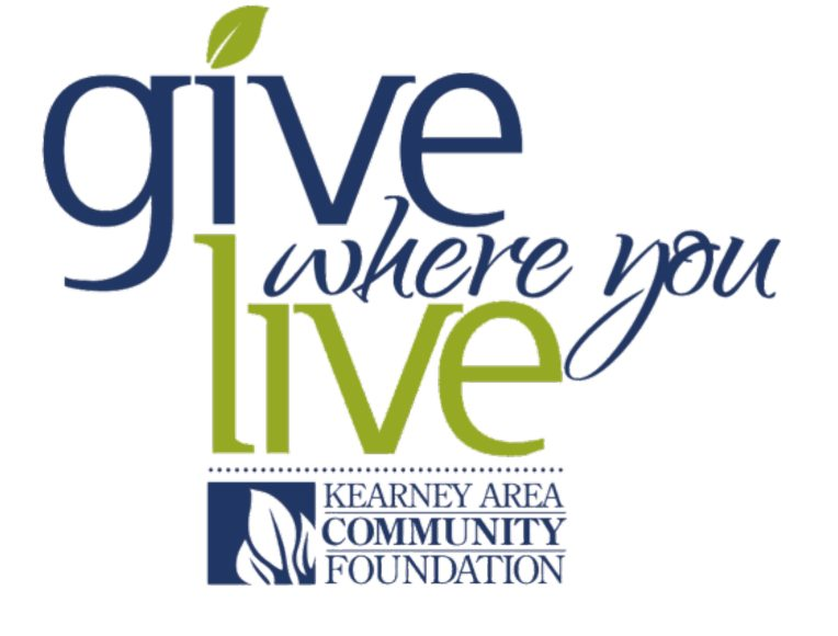 Thank You to Everyone Who Donated During the Kearney Area Community Foundation's Give Where You Live Fundraiser