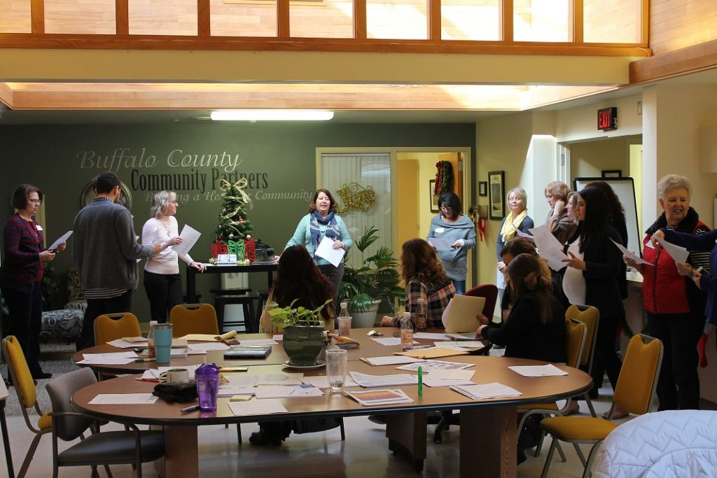 2017 Board of Directors Join for Planning