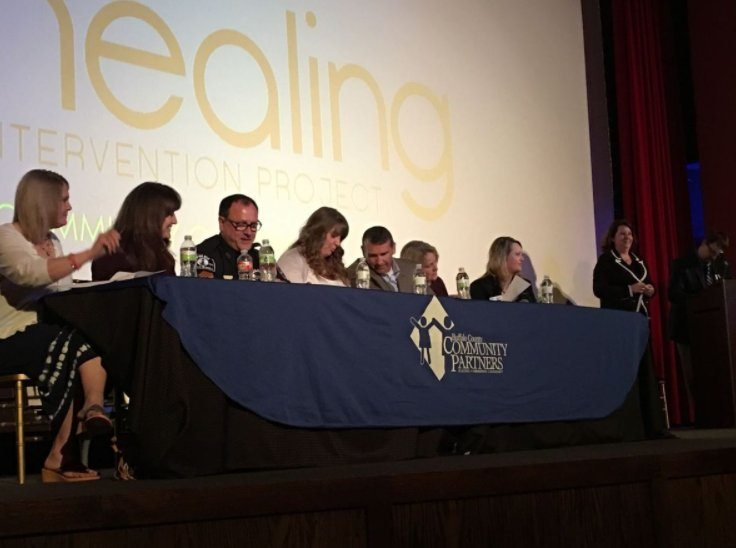 300 Community Members Gather for Hope & Healing