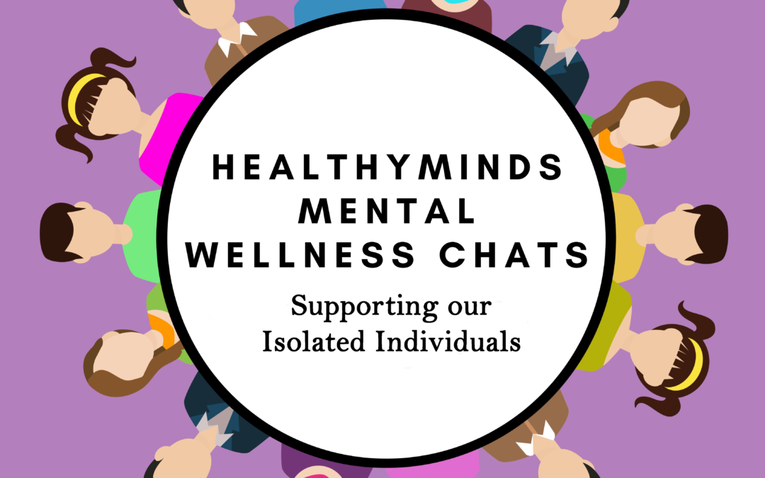 HealthyMINDS Continues Mental Wellness Chats